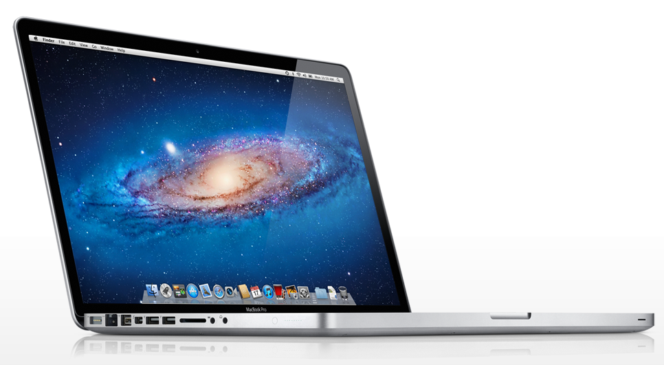 Apple Macbook Pro mit Retina Display 2012
