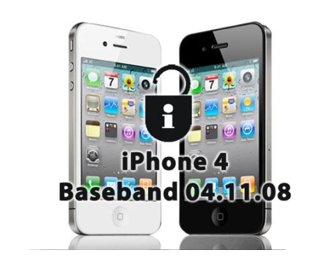 iPhone Unlock Baseband 04.11.08