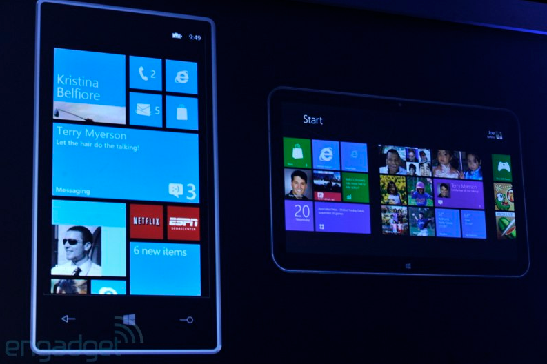 Windows Phone 8_neuer Start Screen_Smartphone_Tablet