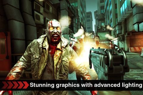 Sommer, Sonne, Zombies: Dead Trigger für iPhone & iPad!