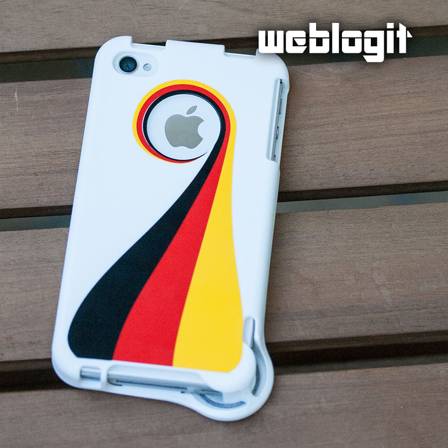 WipeCoin: Ein iPhone-Case mit Münze im Review