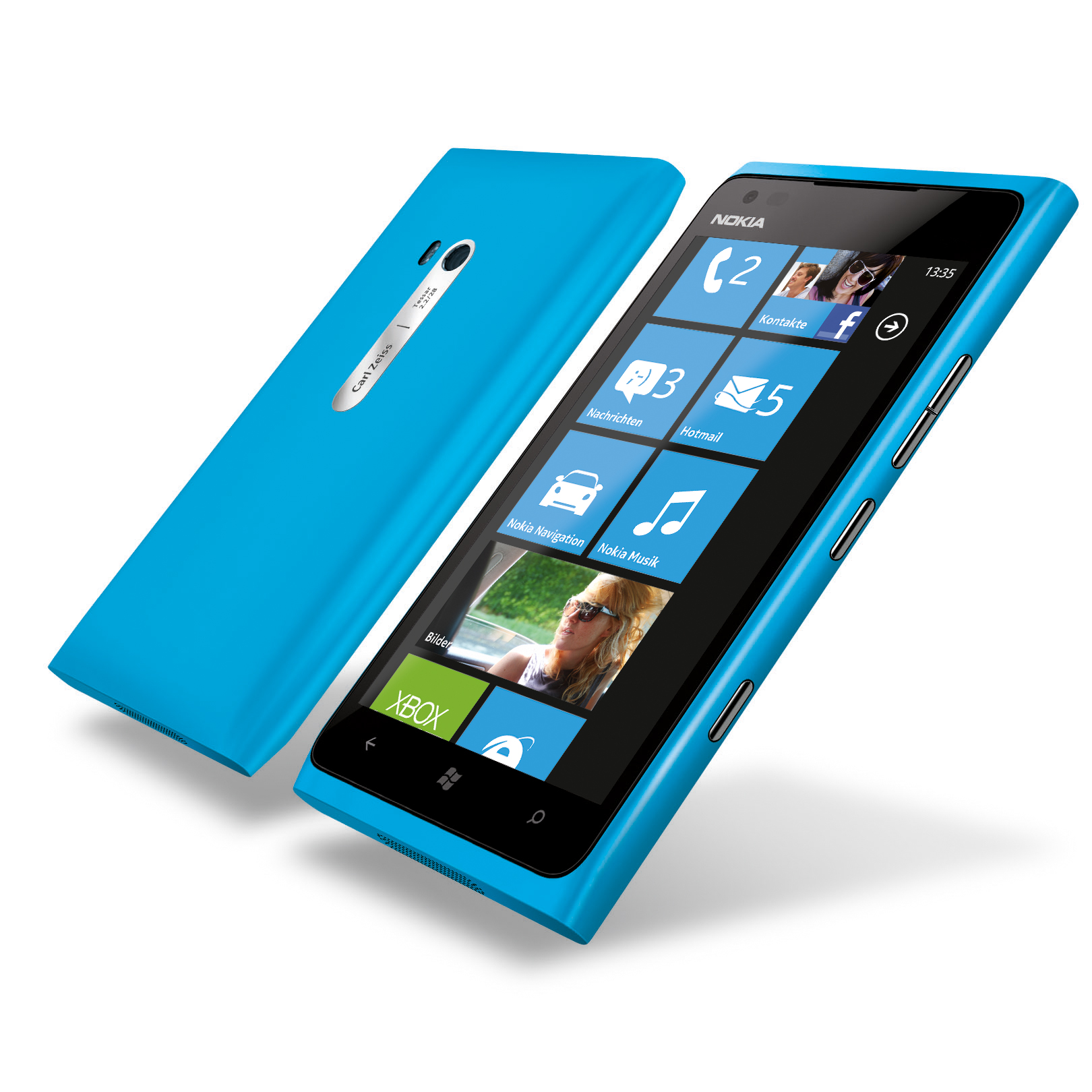 Nokia Lumia 900 –Das neue Windows Smartphone