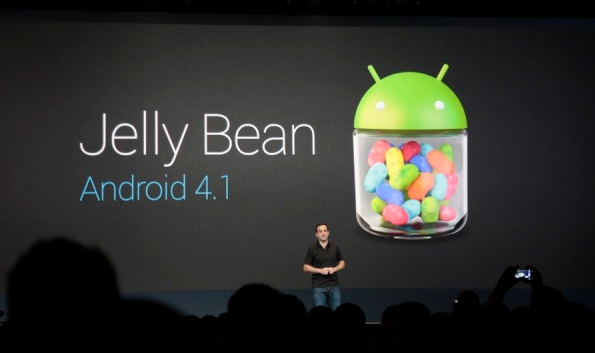 Google Android 4.1 Jelly Bean Keynote