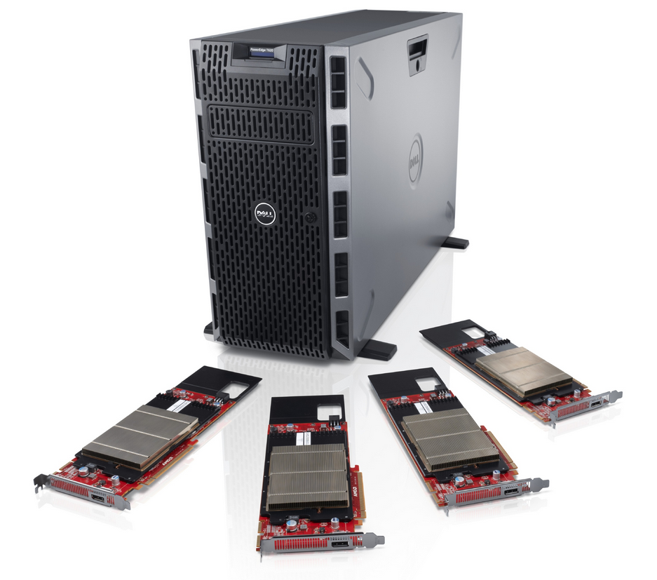 PowerEdge Tower-Server von Dell