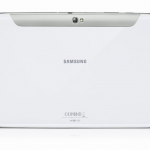 Samsung Galaxy Note 10.1 Back