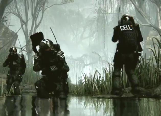 Crysis 3: Neuer Gamescom-Trailer zeigt Hunter-Multiplayermodus