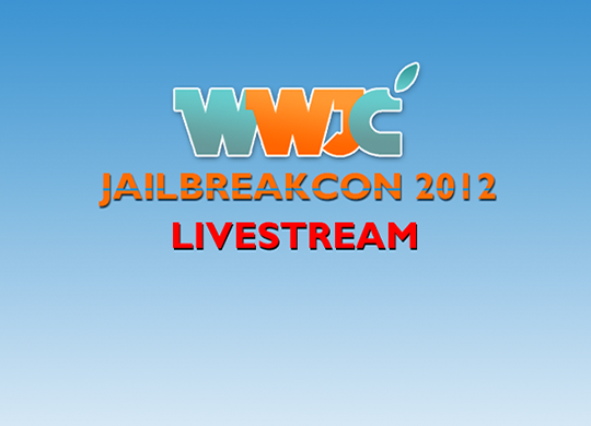 WWJC 2012 Live Stream – JailbreakCon in San Francisco