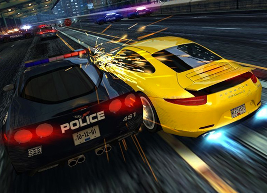 Need for Speed Most Wanted für iPhone & iPad veröffentlicht (Download)