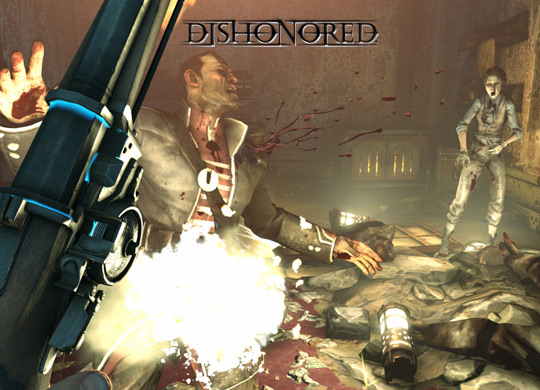 Dishonored: interaktiver Trailer auf YouTube