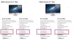 iMac Apple Online Store