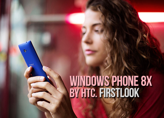 Windows Phone 8X by HTC – Firstlook & Hands-On beim Münchener Event