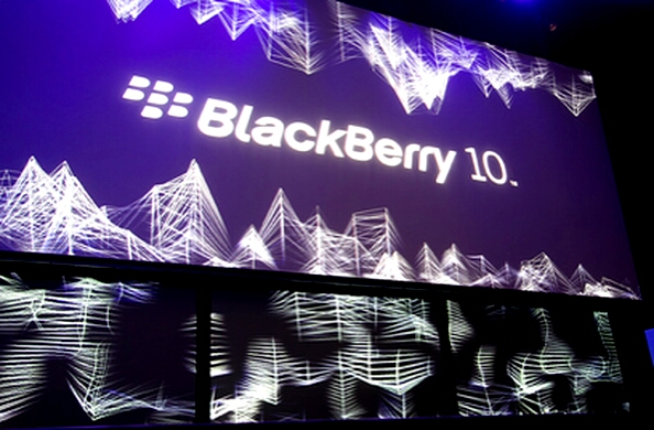 BlackBerry 10 kommt 2013 – RIM kündigt Event am 30. Januar an