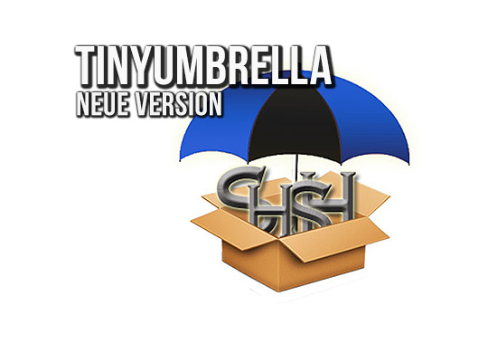 TinyUmbrella 6.10.02 erschienen: SHSH sichern & Download