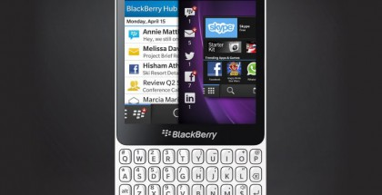 BlackBerry Q5 Bild 1