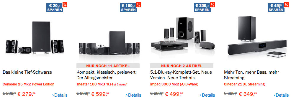 Teufel-Angebote-Cyber-Monday