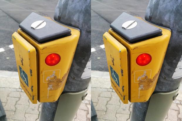 Links ohne, Rechts mit Optimierung + Filter