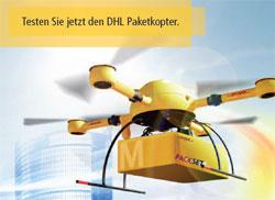 DHL-Paketkopter