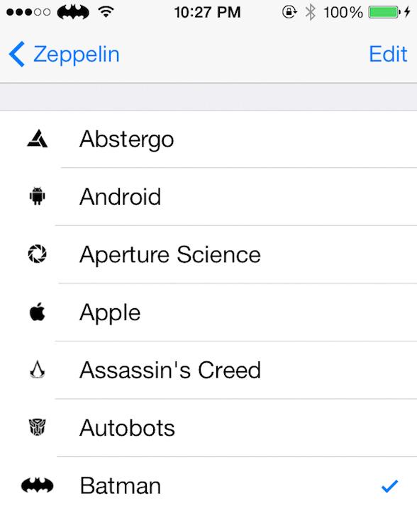 Zeppelin-iOS-7