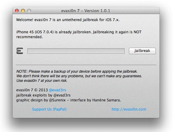 evasi0n-1.0.1-iOS-7-jailbreak
