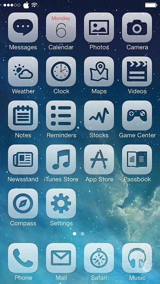 Translucent-iOS-7-Jailbreak-Theme