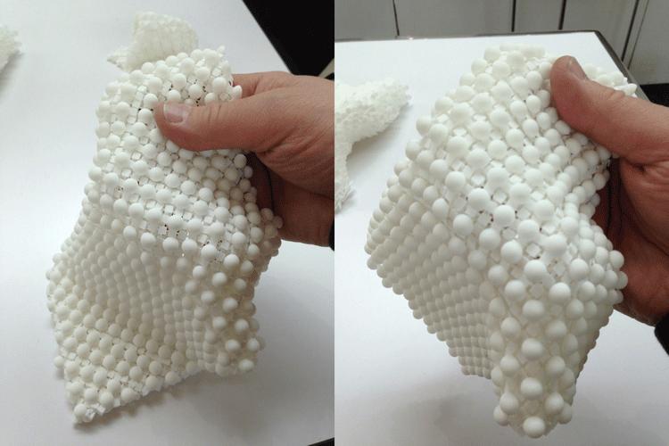 Flexibles-3D-Druck-Nylon-Tuch