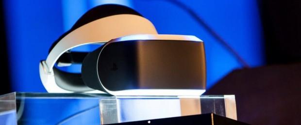 Sony Project Morpheus - VR Headset Prototyp