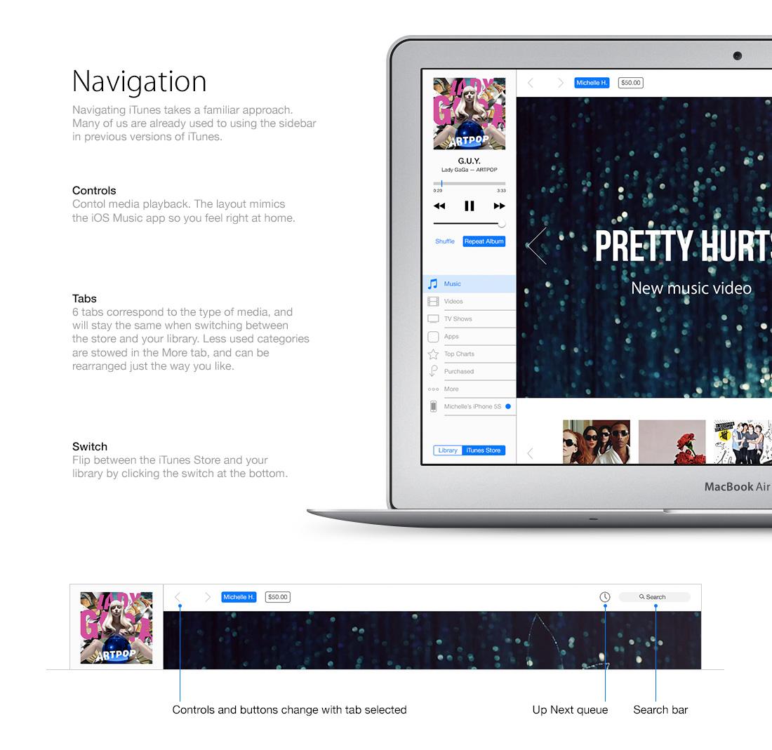 iTunes-12-FlatDesign