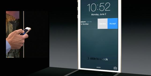 iOS-8-Interaktive-Benachrichtigungen