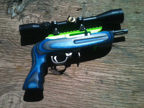 Ruger-Charger-3D-printed
