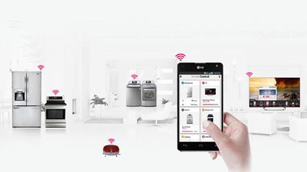 Smart-Home-Vernetzung